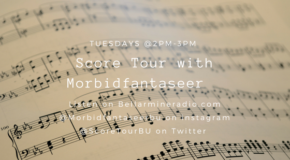 Score Tour with Morbidfantaseer